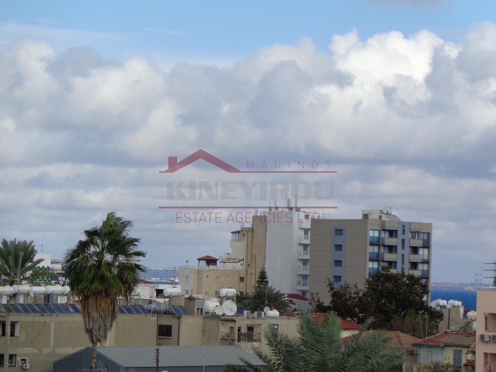 Two Bedroom Apartment For Rent in Larnaca Town Center