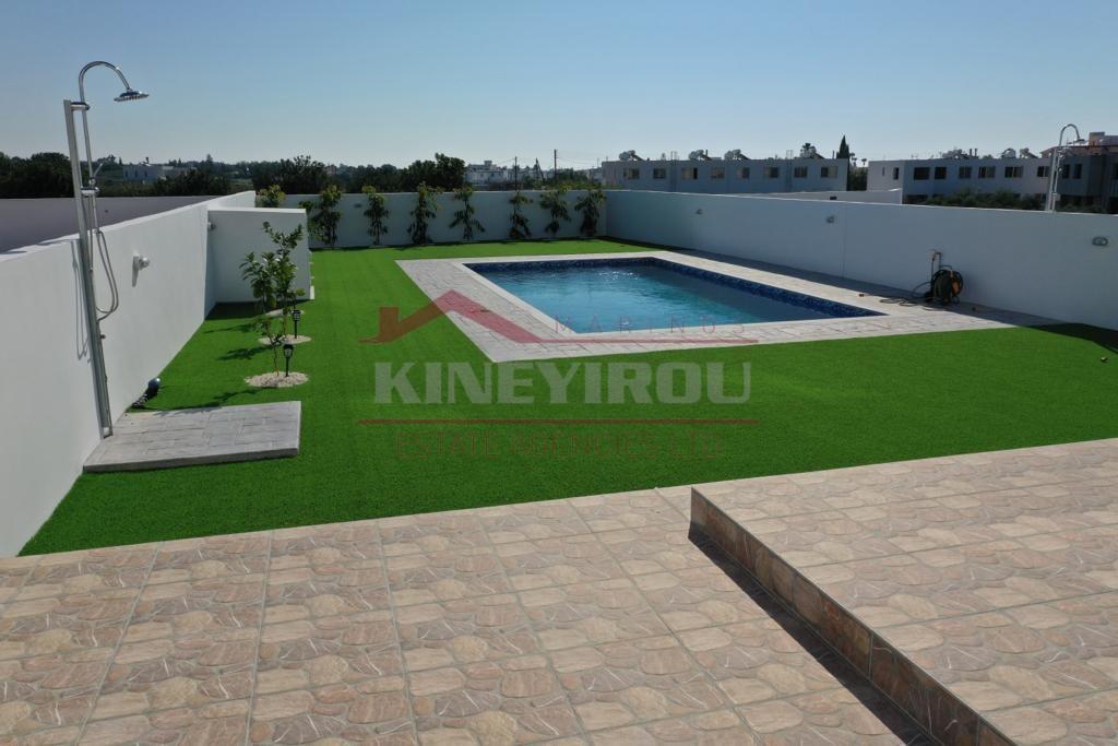 Amazing 3 bedroom house for rent in Livadia, Larnaca