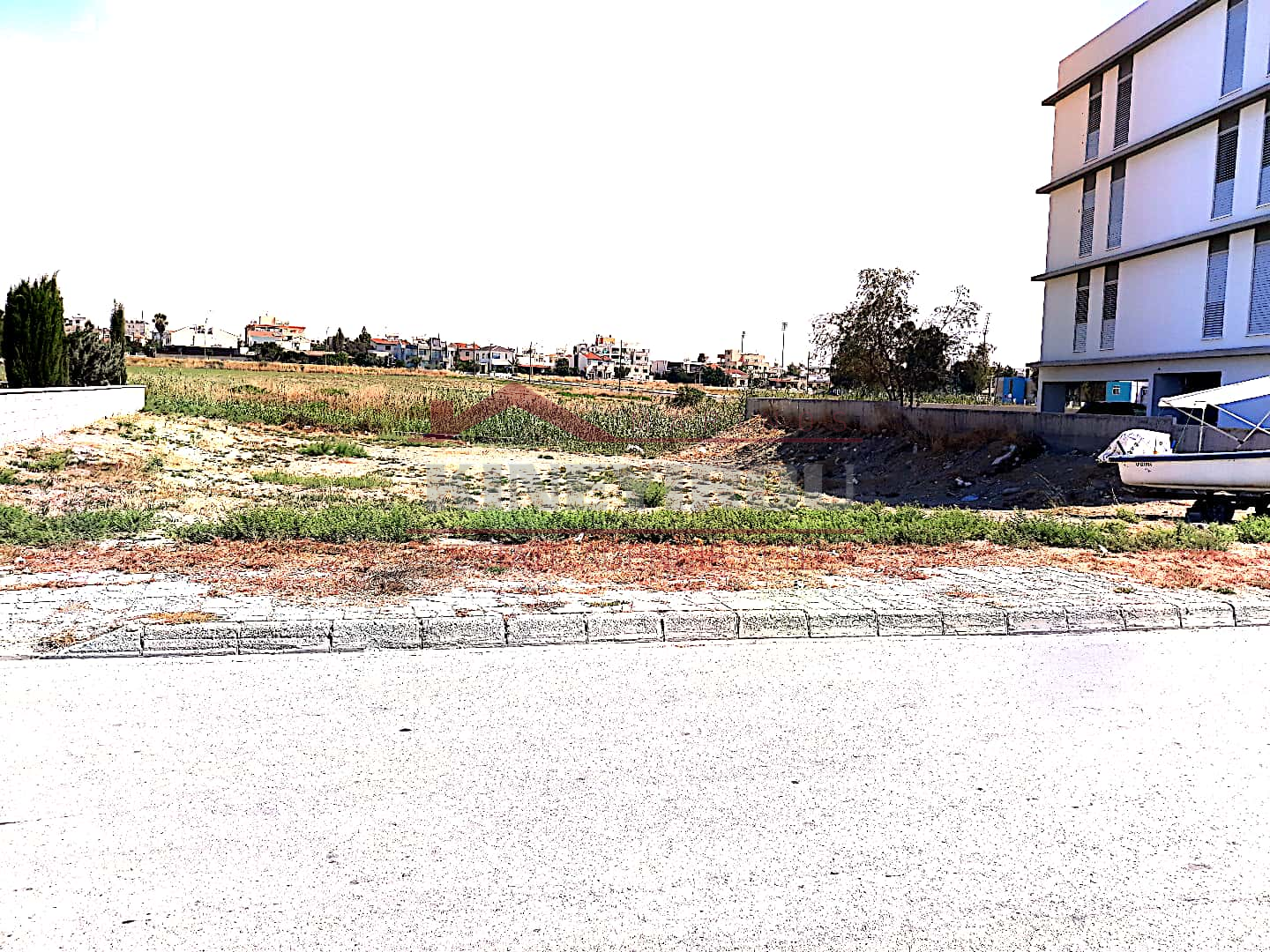 Plot for sale in Vergina – Larnaca