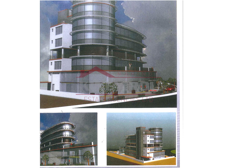 Building  in Salamina, Larnaca.