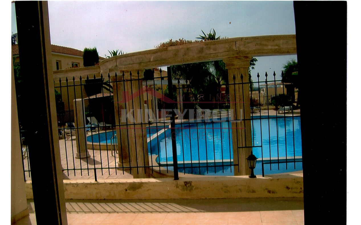 Apartment For Sale in Tersefanou, Larnaca.