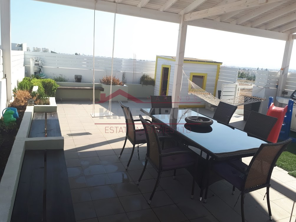 Penthouse for sale in Livadia-Larnaca