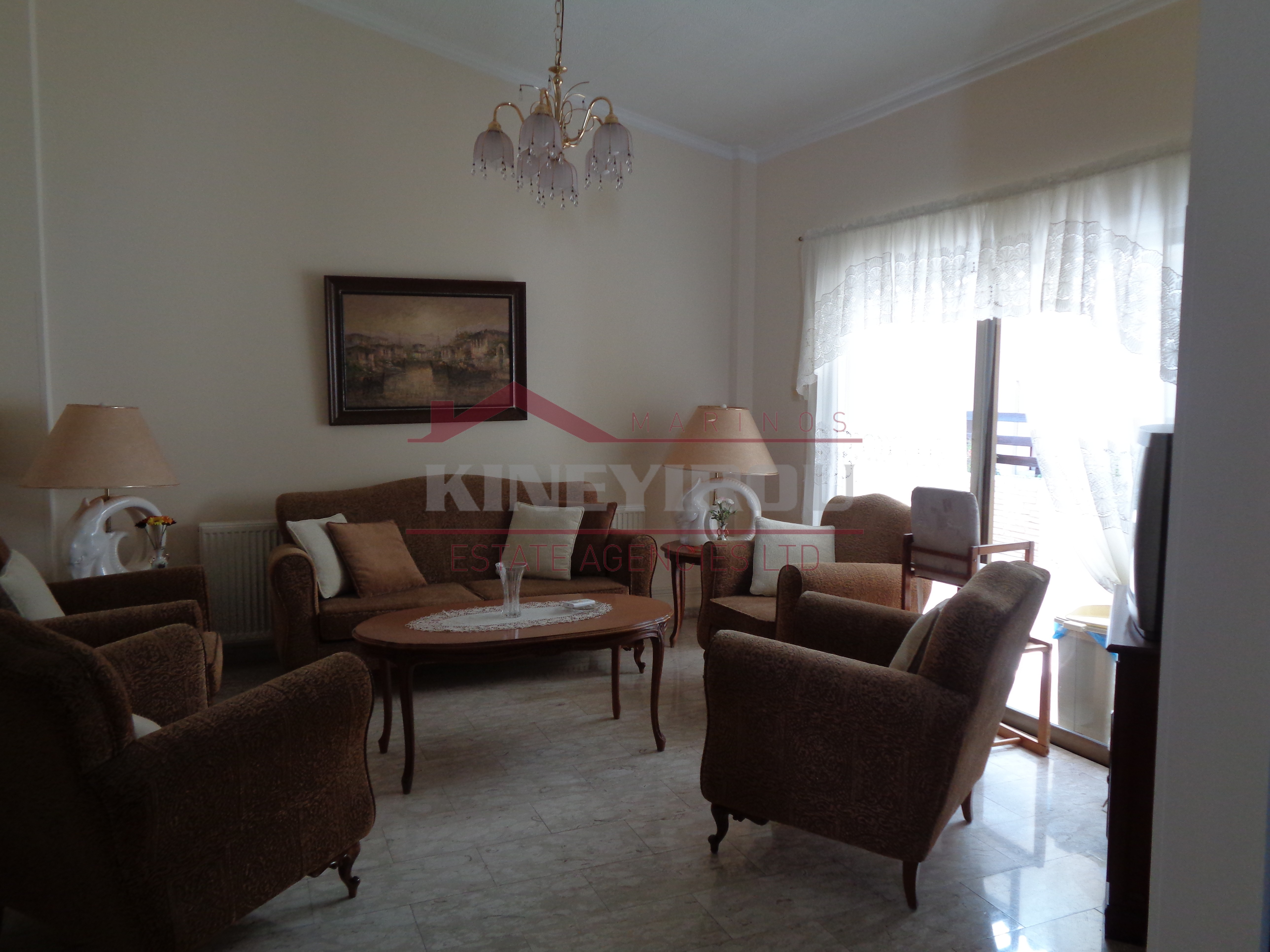 Three Bedroom Upper House for Rent, in The Center of Larnaca