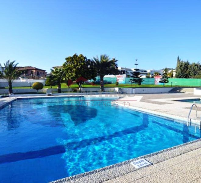 For sale –  beautiful beach front apartment in Limassol