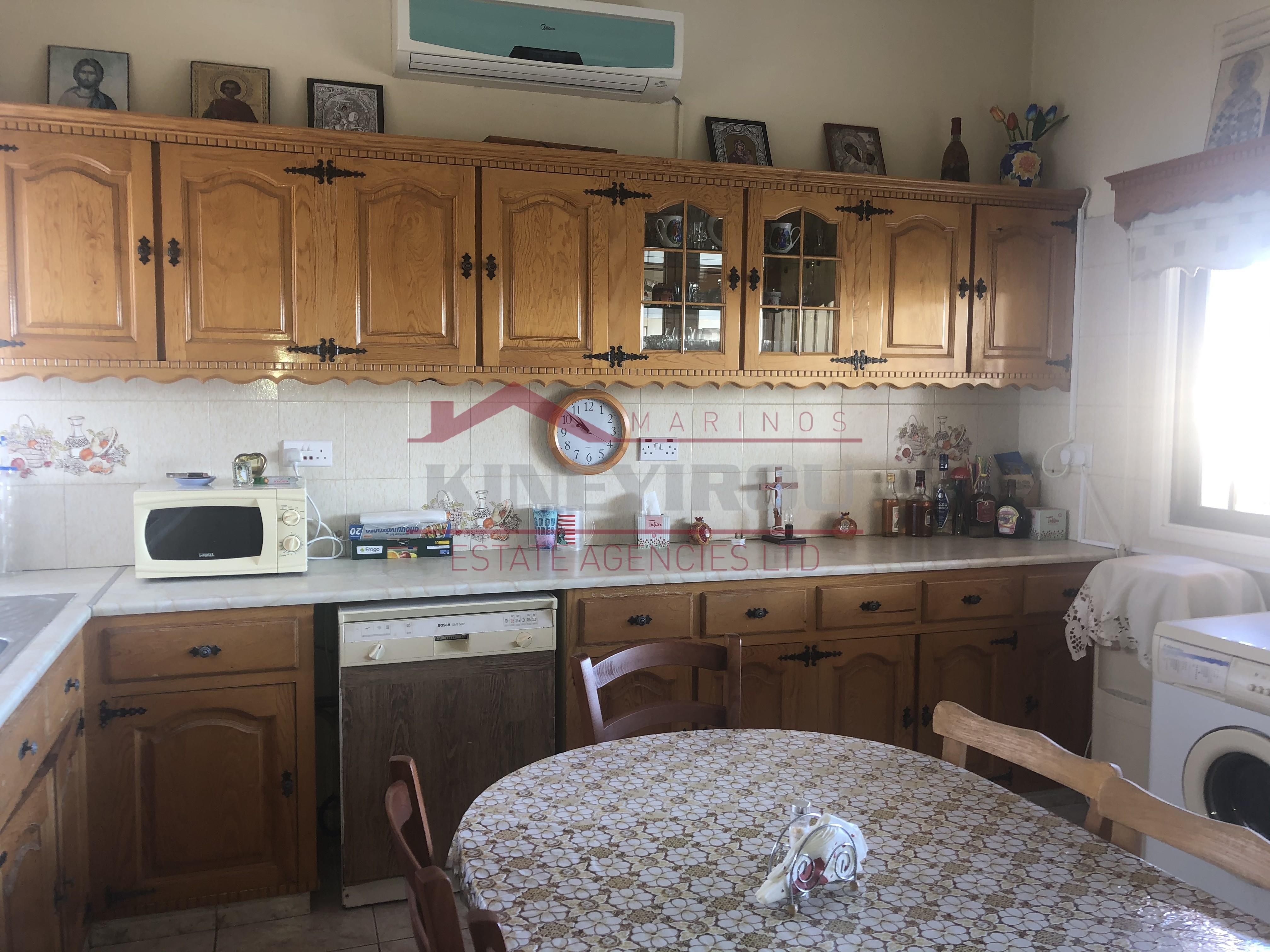 3 bedroom apartment for rent in Dromalaxia – Larnaca