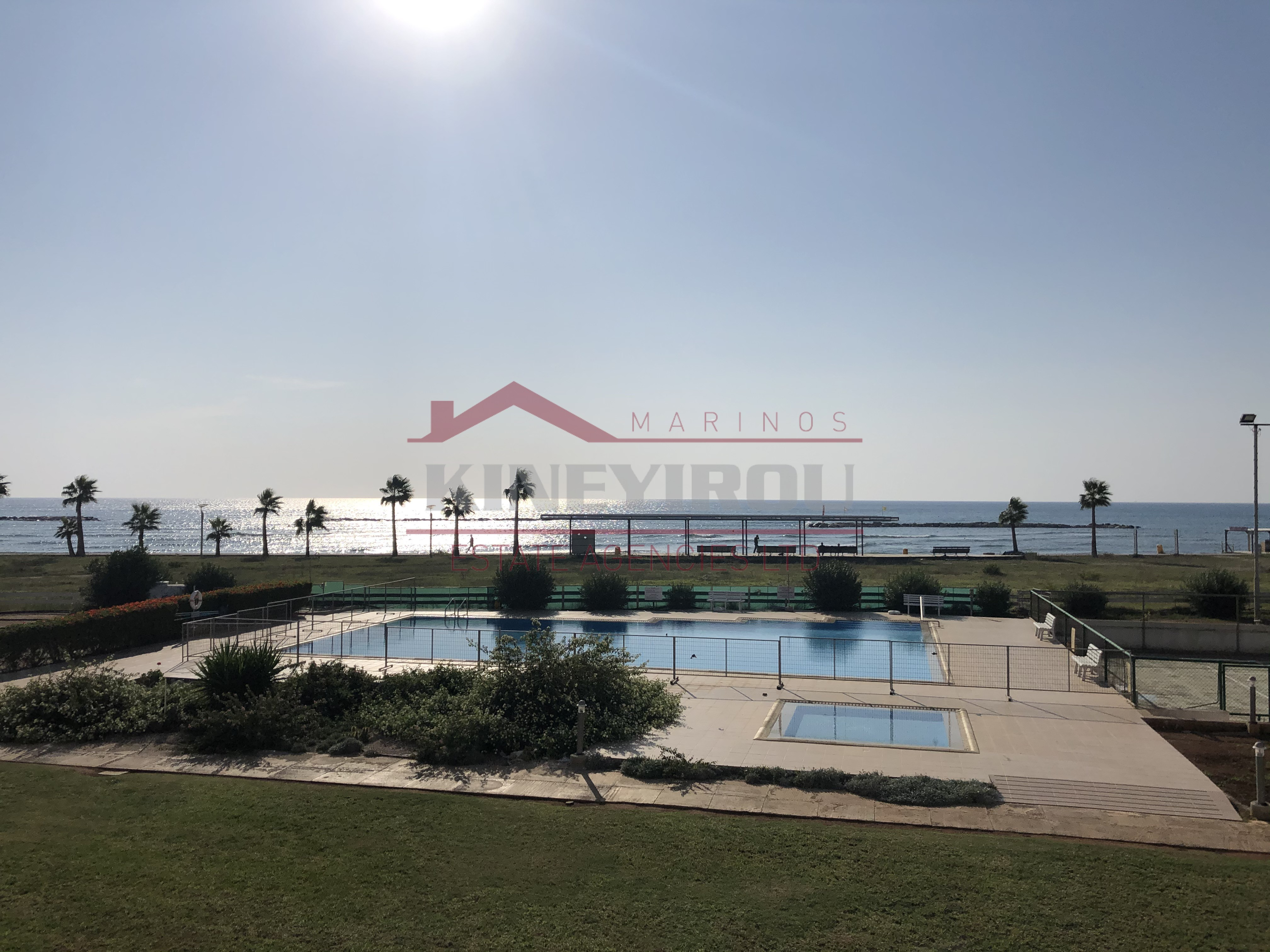 1 bedroom flat for rent in Dekelia, Larnaca.