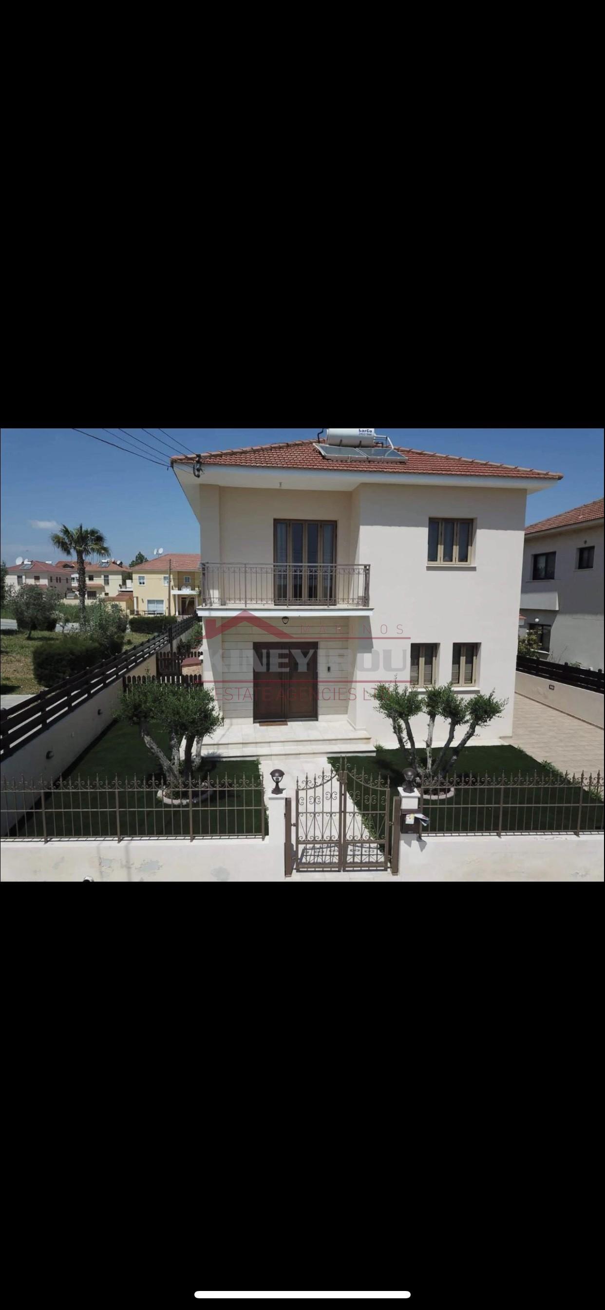 Four Bedroom Luxury House for Sale in Krasas-Larnaca