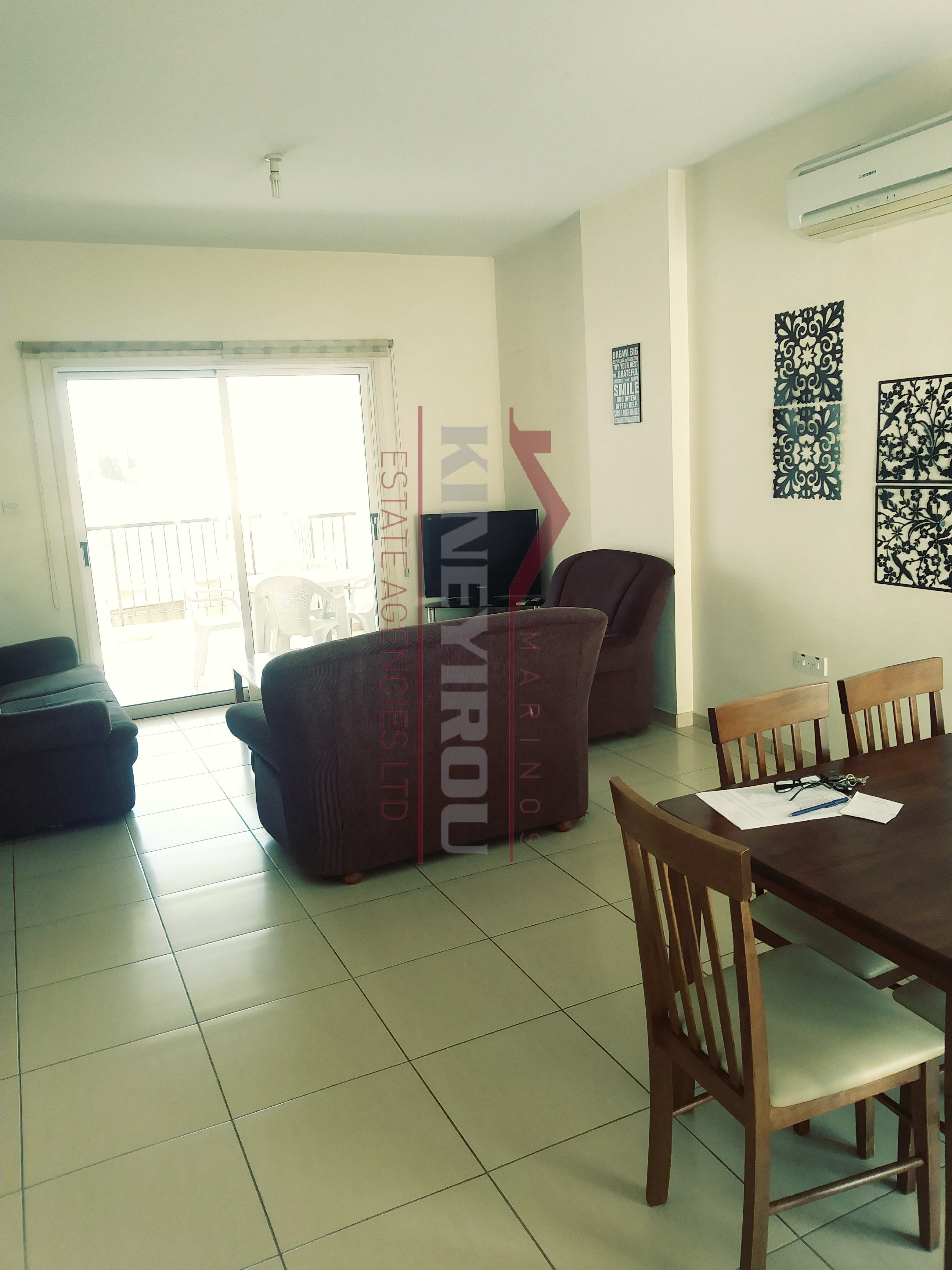 Two Bedroom Apartment near the center, Larnaca