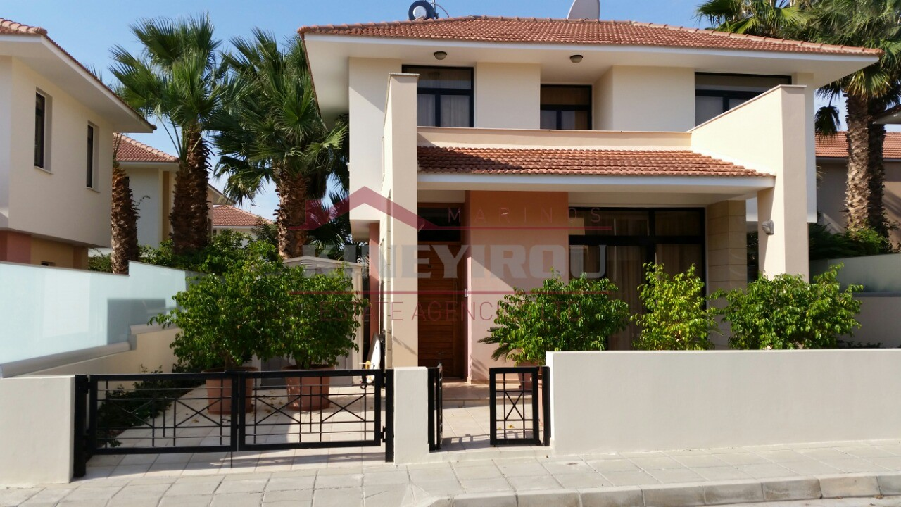 Amazing two bedrooms house in Dekelia road, Larnaca