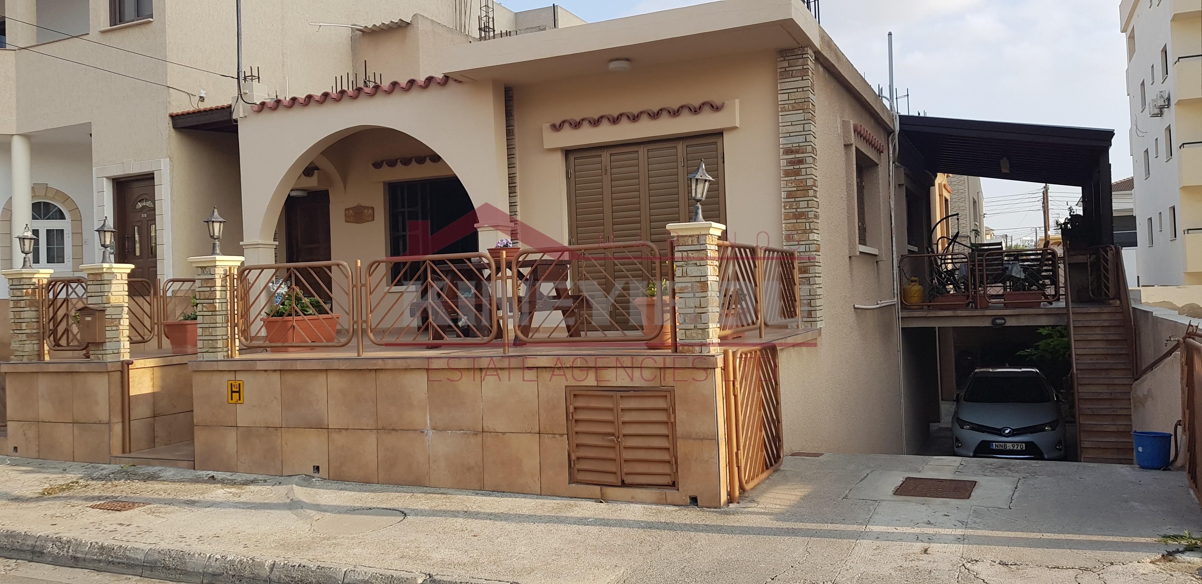 Three bedroom house near Debenhams, Larnaca