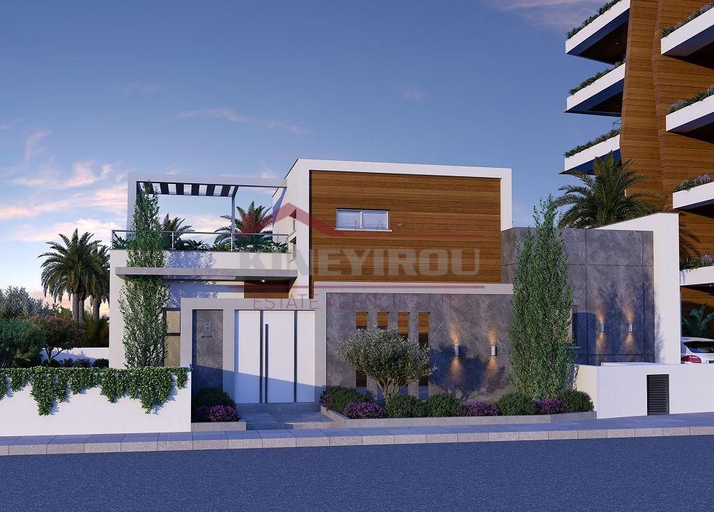 Villa In Germasogeia,Limassol