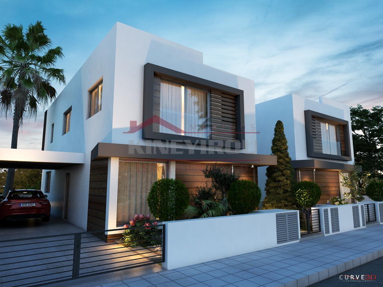 Luxury Villa in Livadia Area,Larnaca