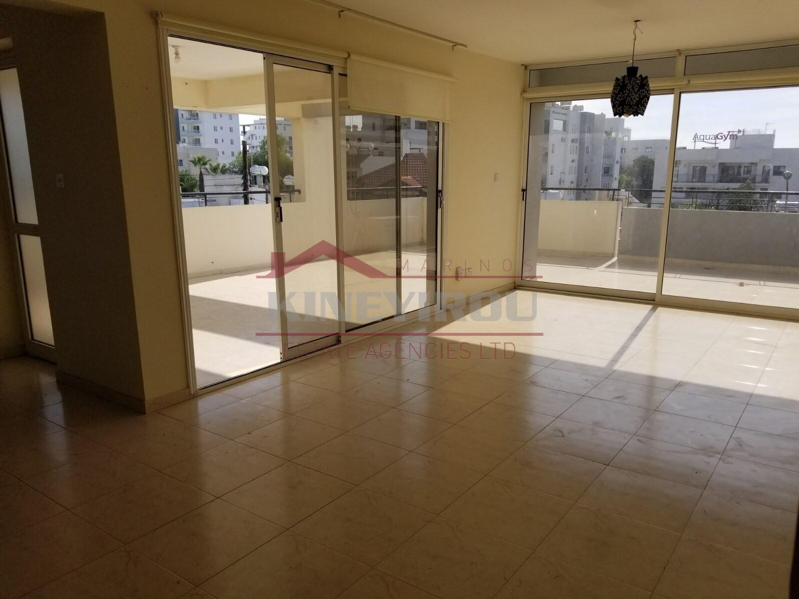 2 Bedroom Top Floor Apartment Near Kcineplex