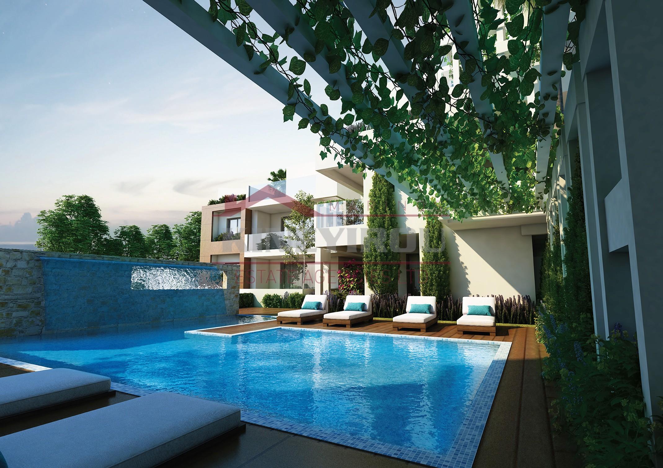 Luxury 2 Bedroom Apartment  in Livadia, Larnaca.