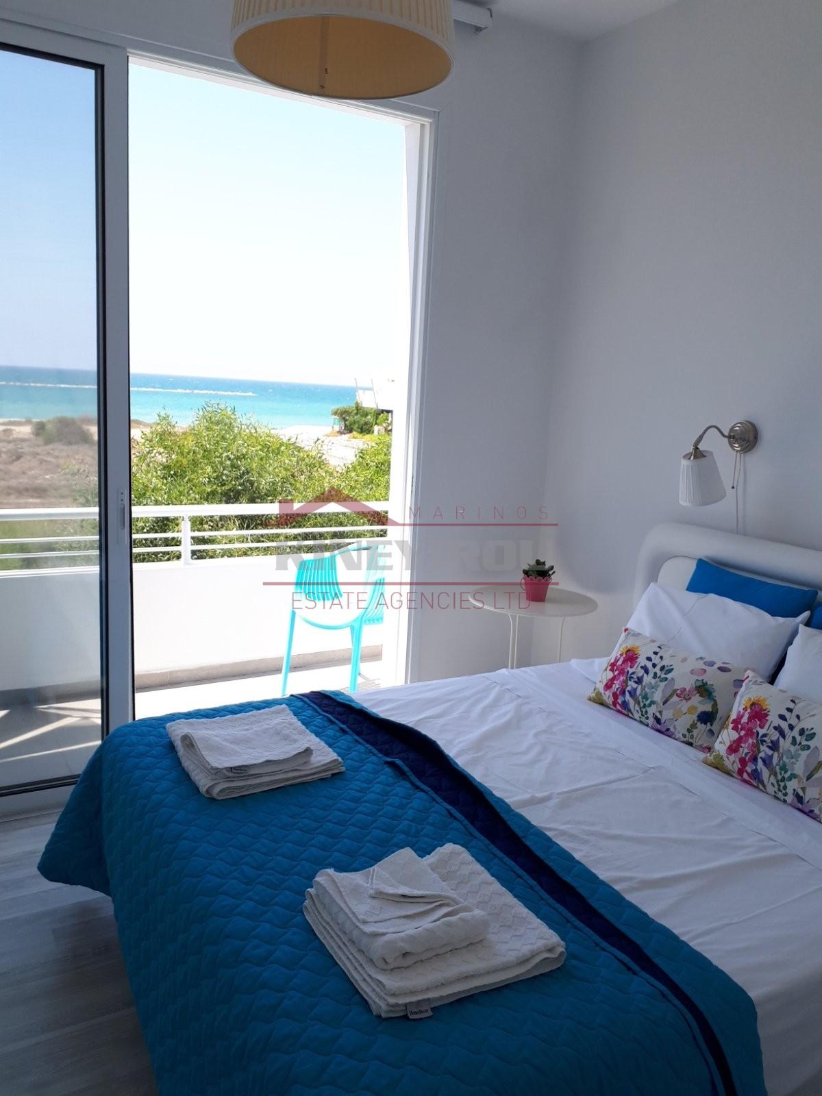 Sea View House 2 Bedroom in Perivolia, Larnaca