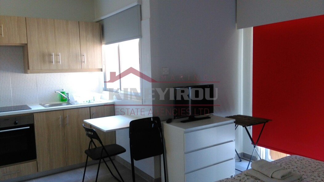Spacious Apartment – Studio In Cyprus, Makenzie, Larnaca
