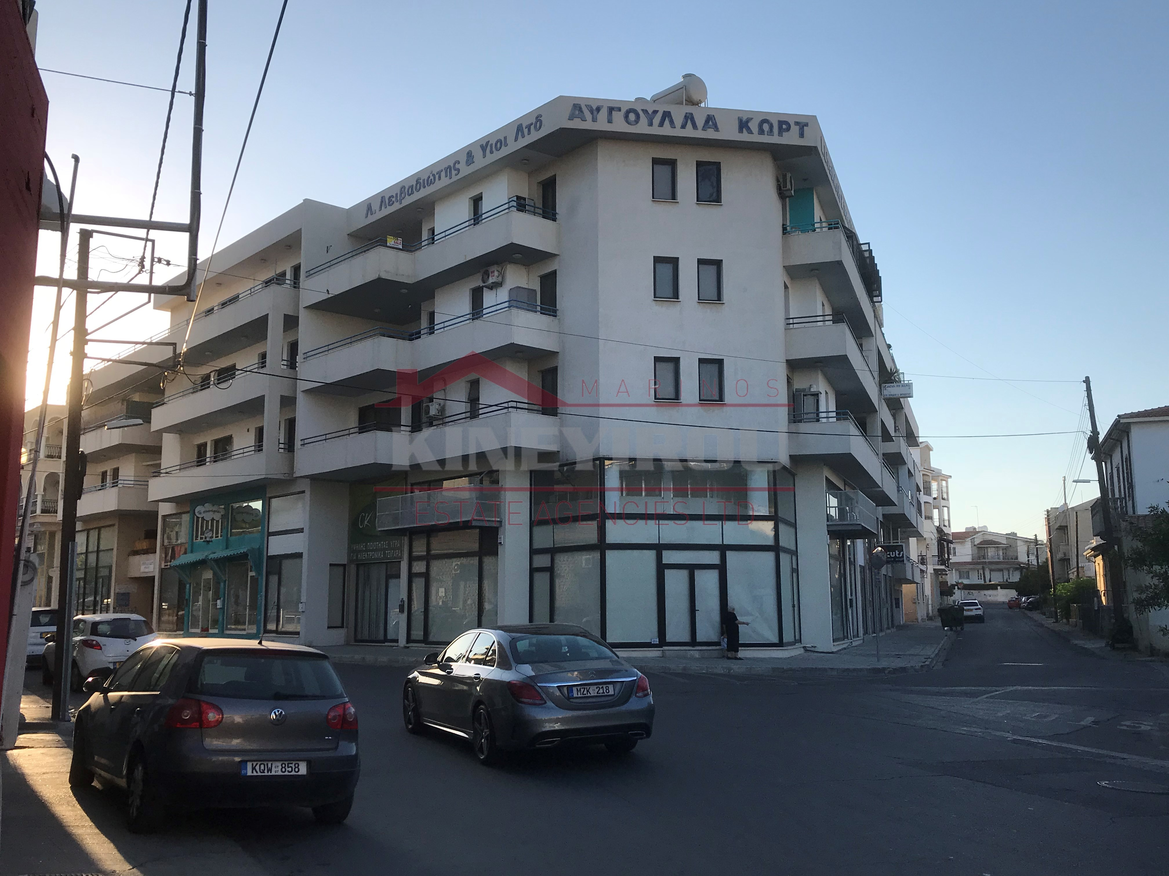 Two Bedroom Apartment in Larnaca Center