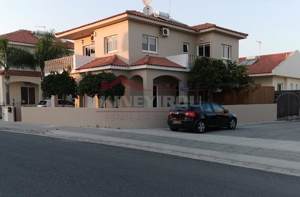 Three Bedroom House in Mazotos, Larnaca