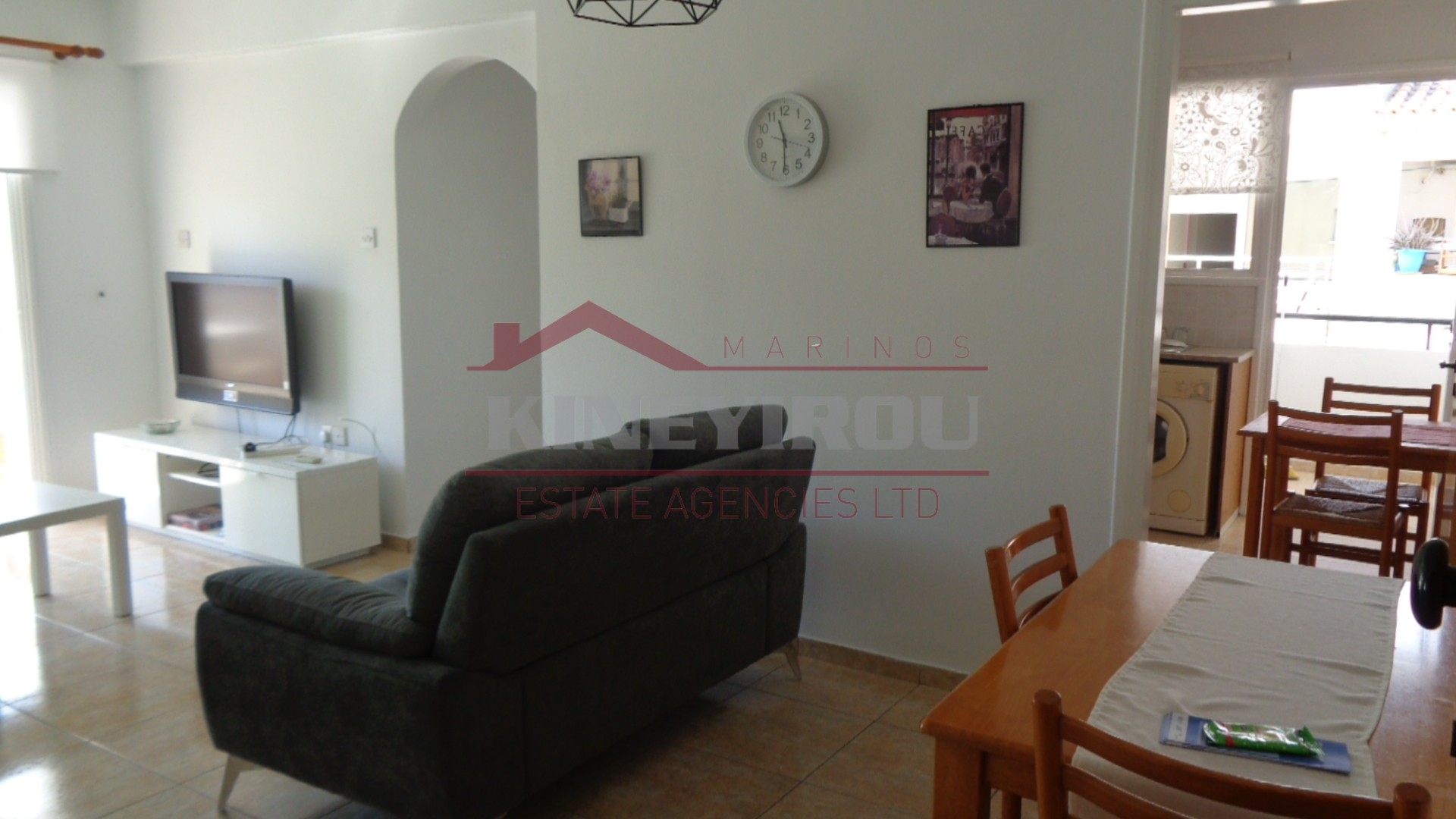 Nice 2 bedroom apartment in Makenzy, Larnaca