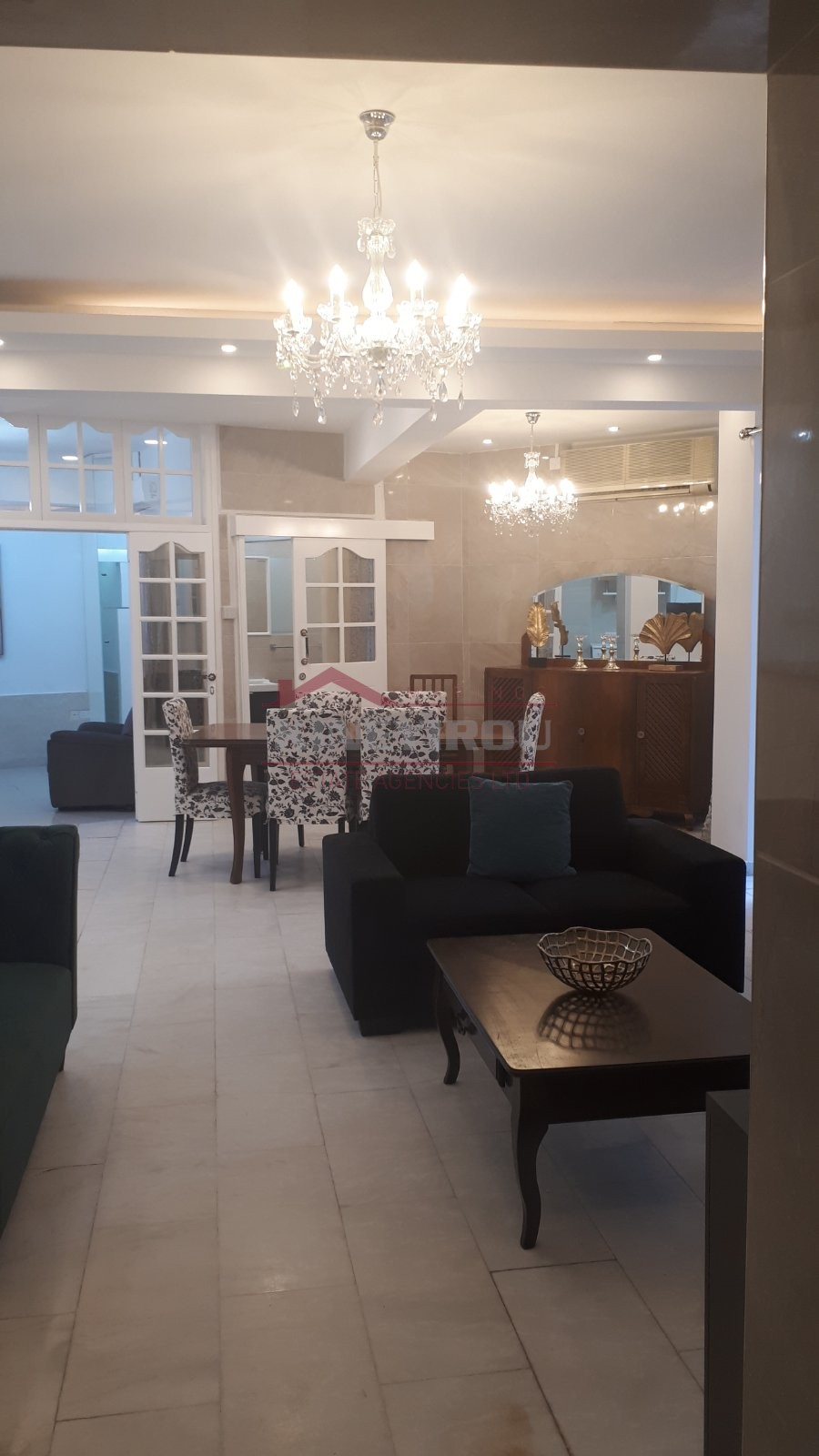 Amazing 2 Bedroom Ground floor Apartment in the Center of Larnaca