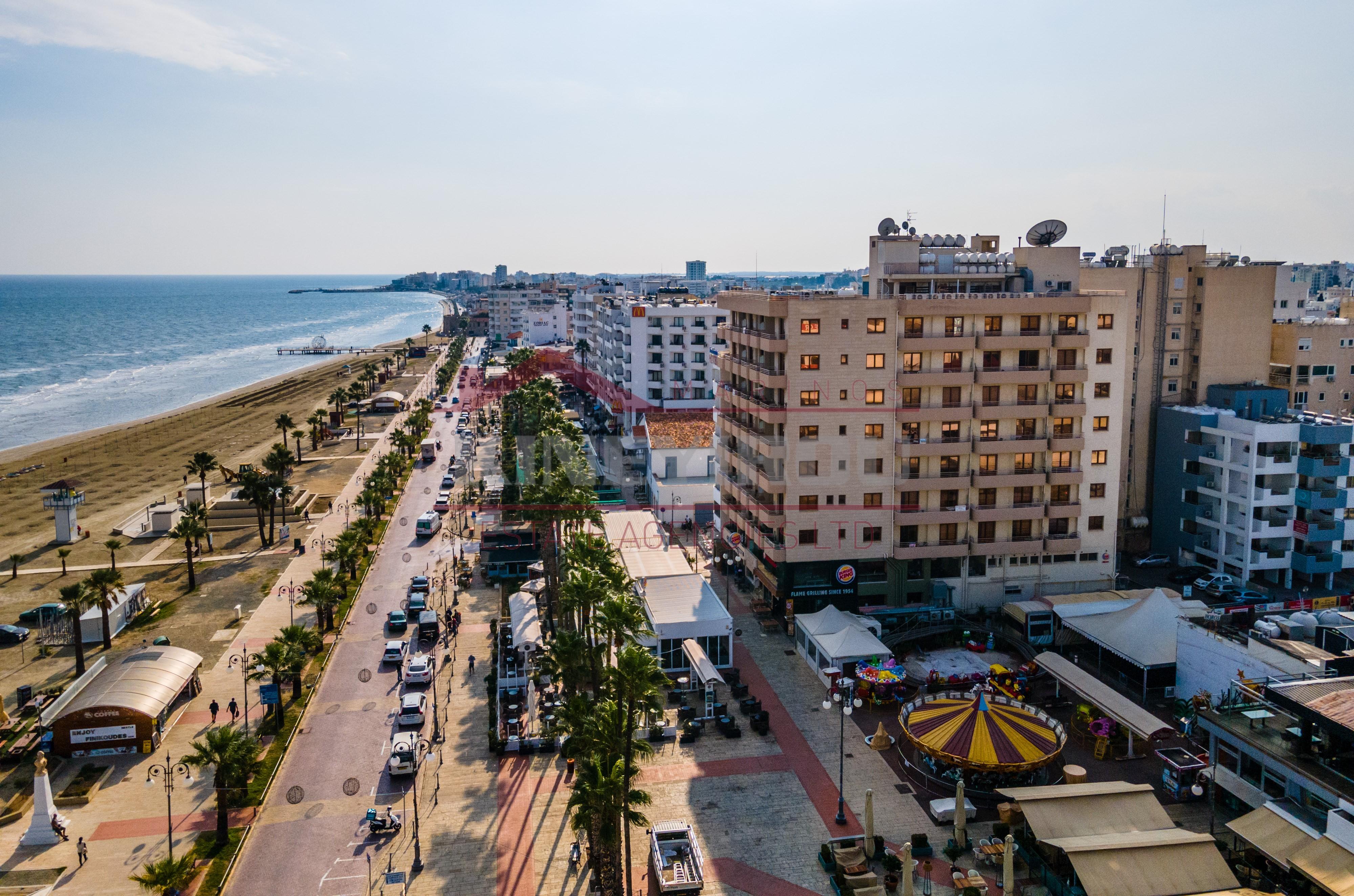 Luxury 2 Bedroom Apartment On The Beach, In Larnaca