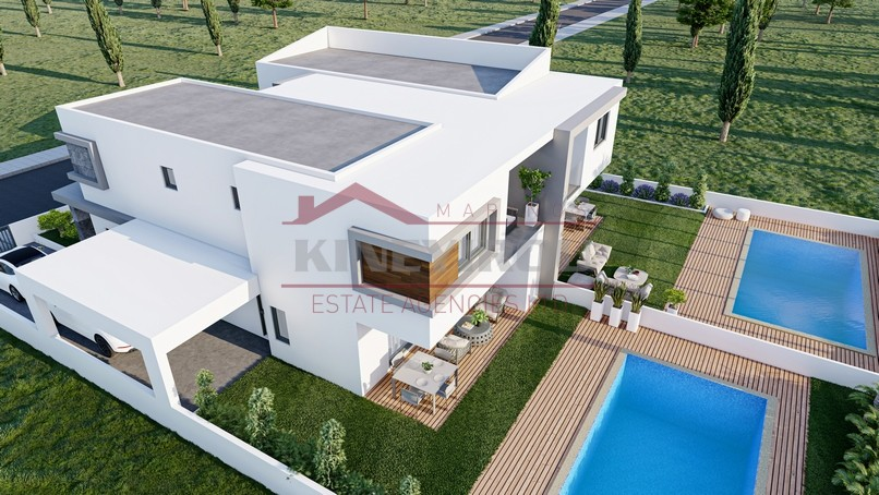 3 bedrooms House in Vergina, Larnaca