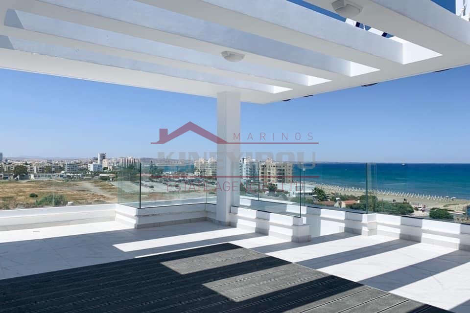 New Amazing Penthouse in Makenzy Area, Larnaca