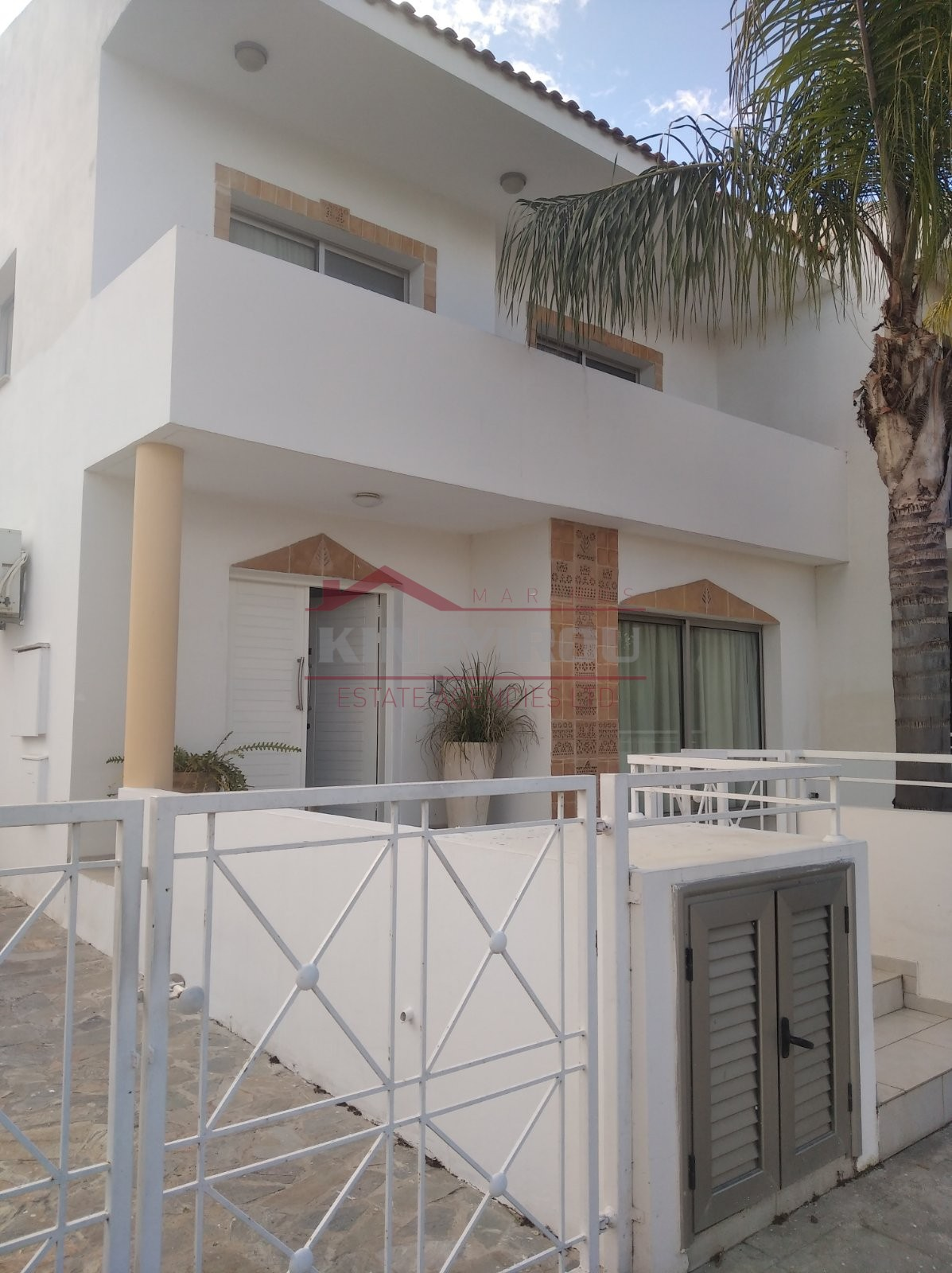 Spacious Three Bedroom House In Meneou, Larnaca