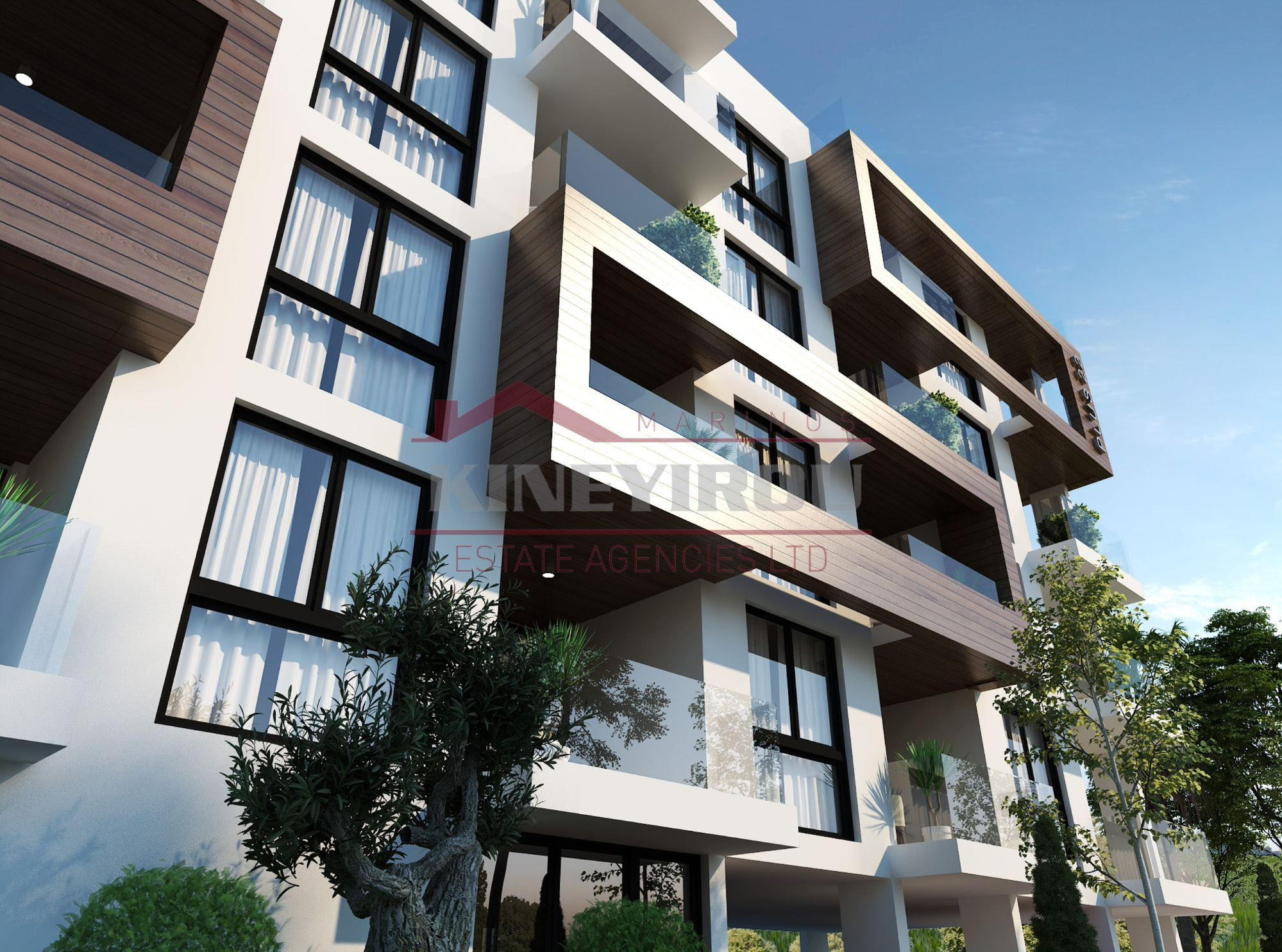 2 Bedroom apartment in Larnaca Town Center