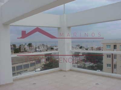 Lovely 3 bedroom , pent house apartment forin Makenzy, Larnaca