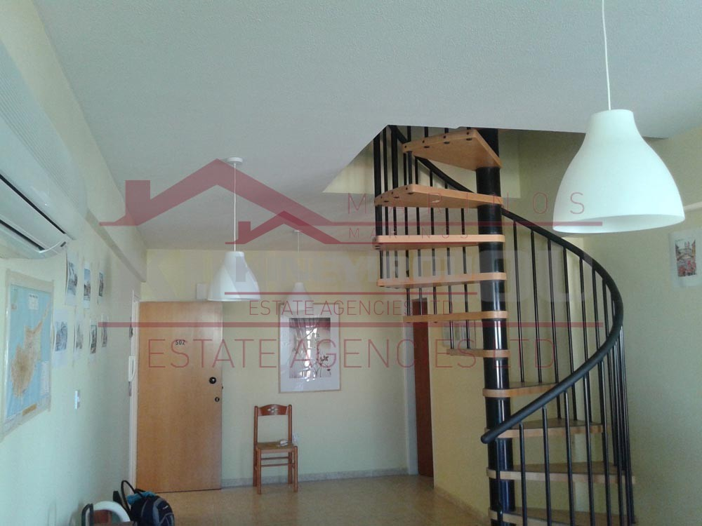Three bedroom apartment  in Makenzy , Larnaca