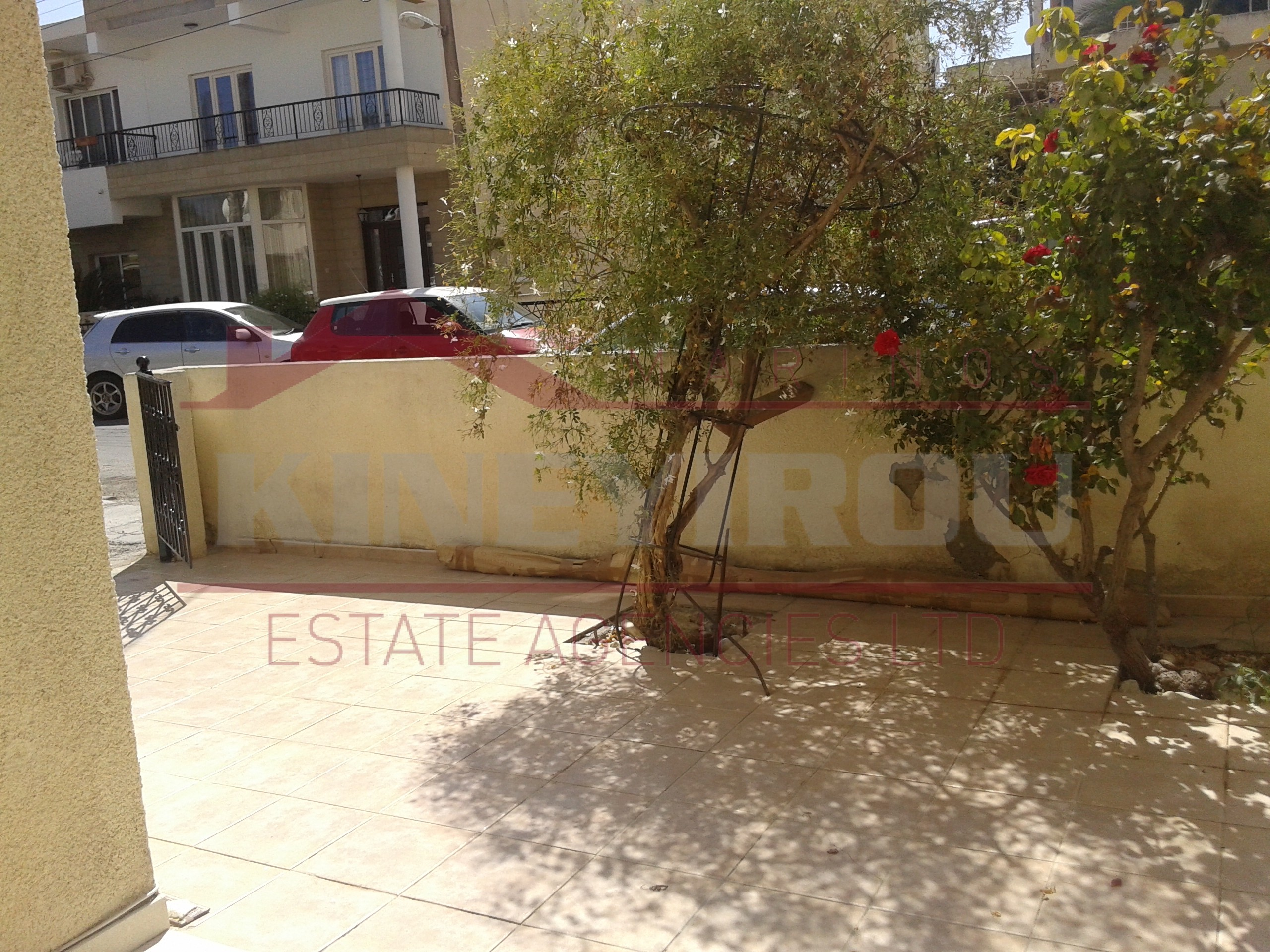 Spacious two bedroom apartment at Faneromeni, Larnaca
