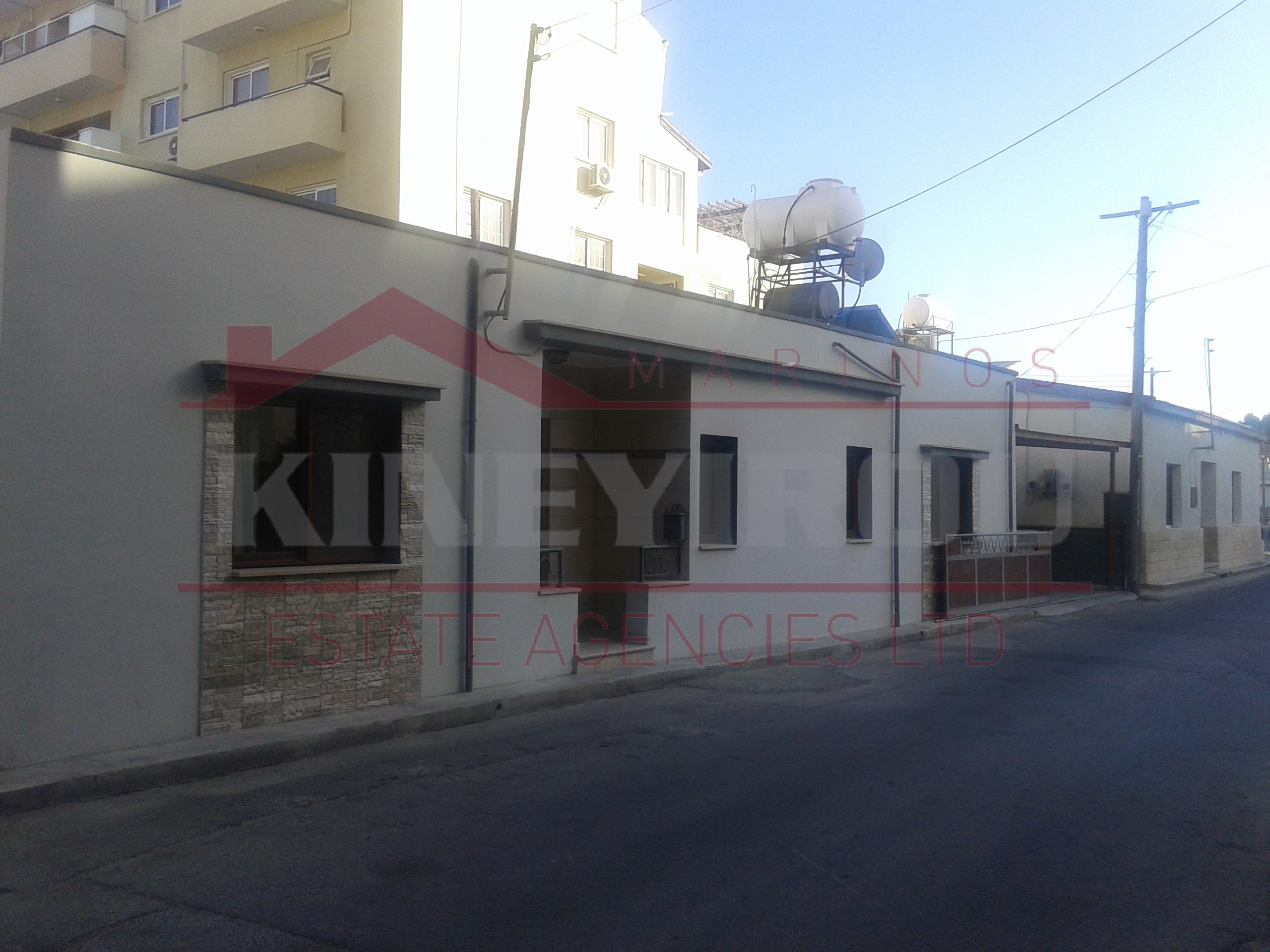 Larnaca House in Drosia