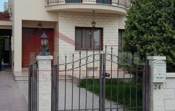 Property in Cyprus , four bedrooms House in Aradippou, Larnaca
