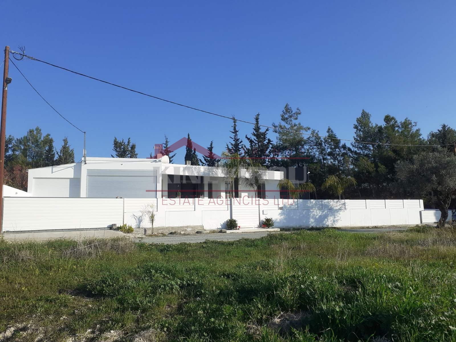 Larnaca property , House in Agglisides