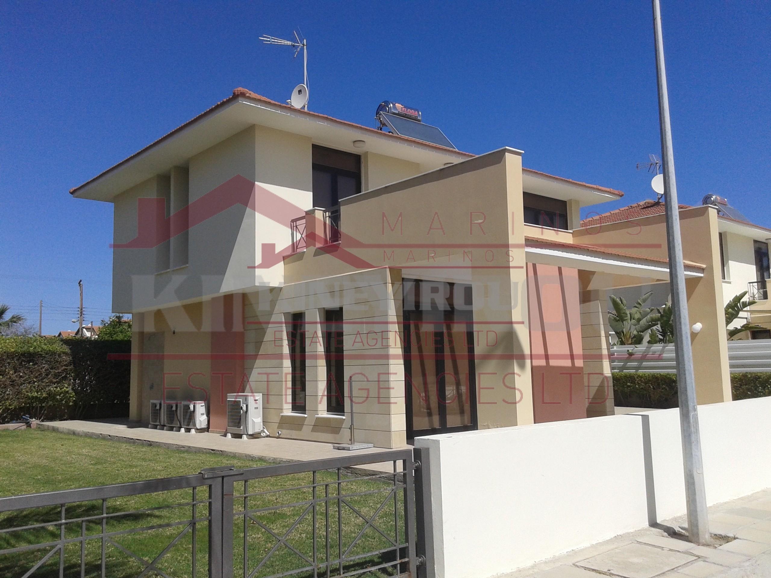Property in Larnaca – house in Dhekelia Road