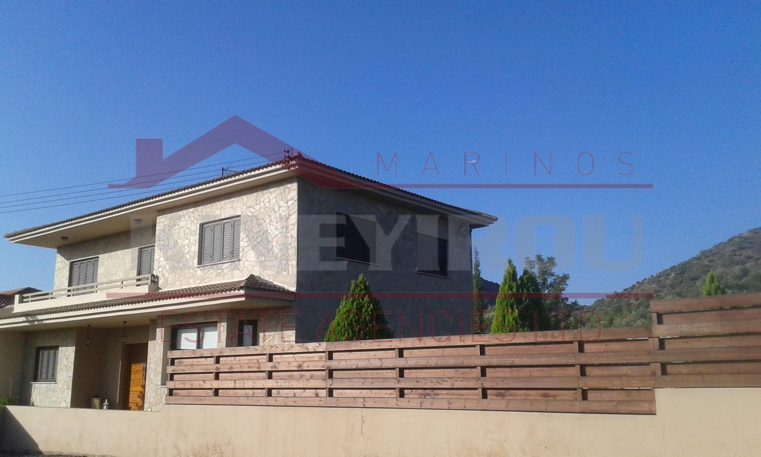 4 Bedroom House in Lithrodontas, Nicosia