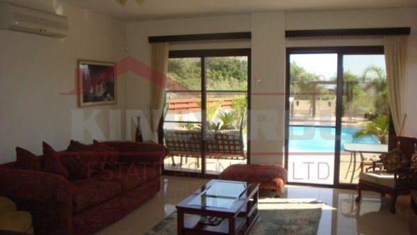 Detached House in Limassol