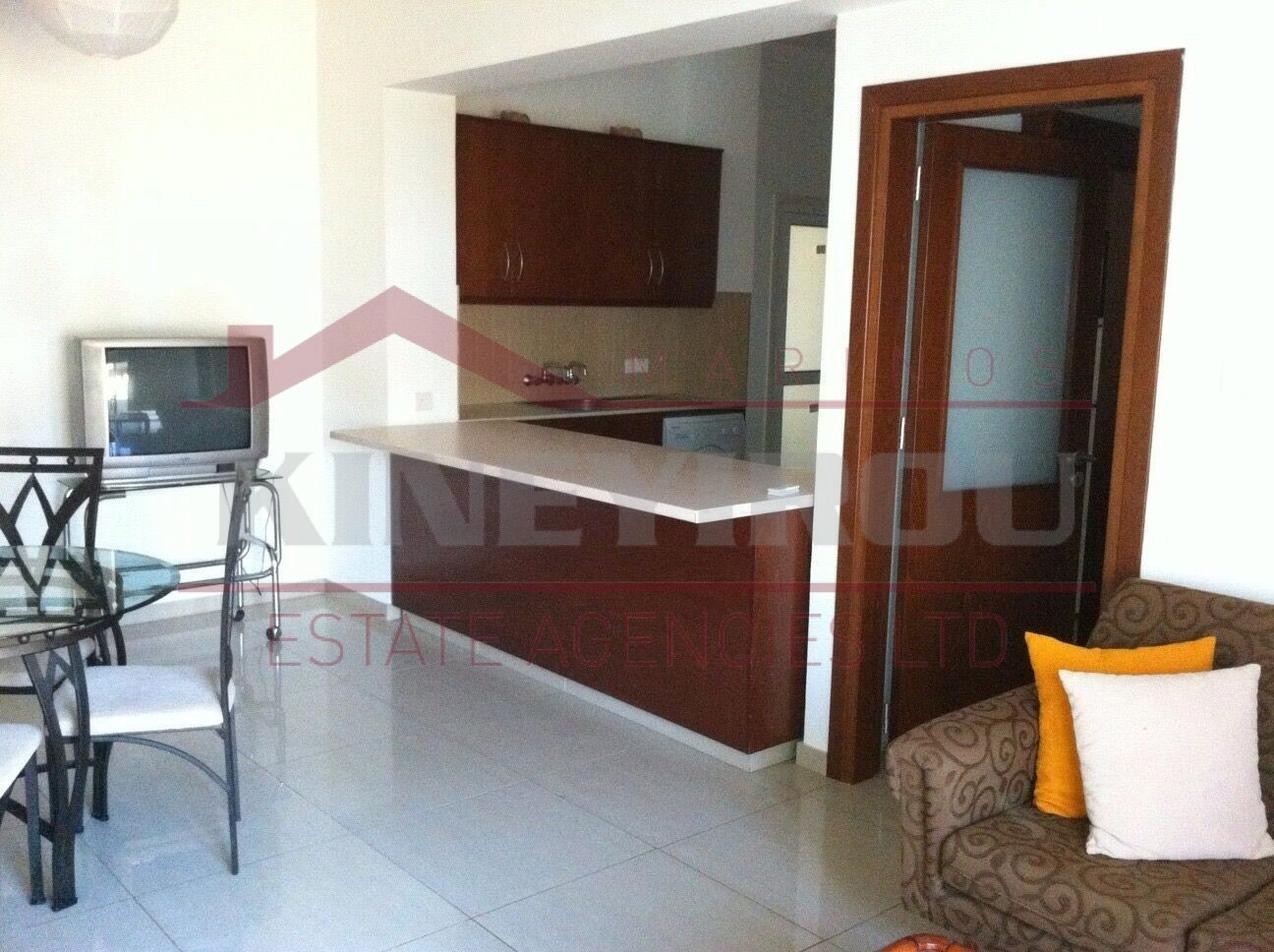 Apartment in Faneromeni, Larnaca