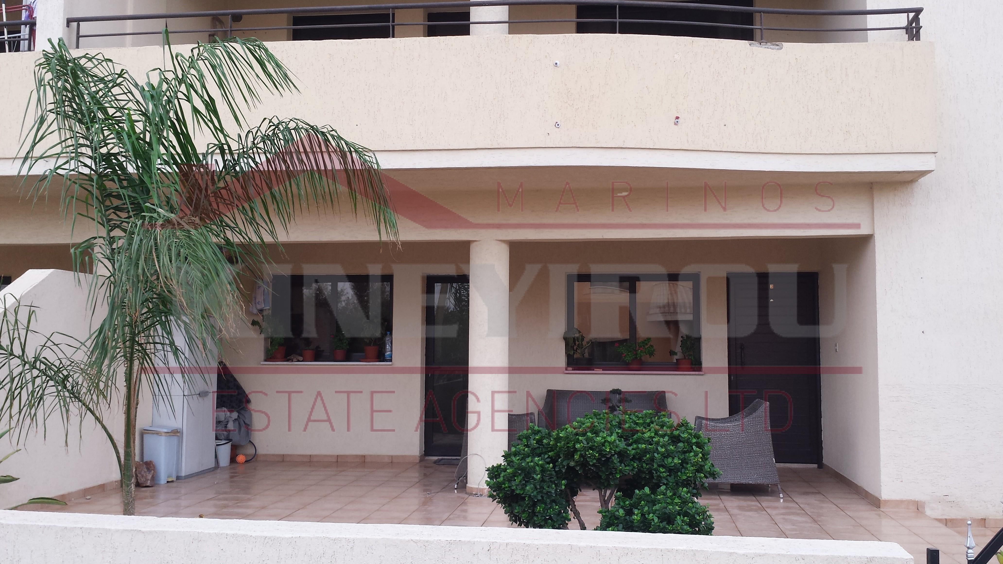 Magnificent ground floor apartment  in Aradippou , Larnaca