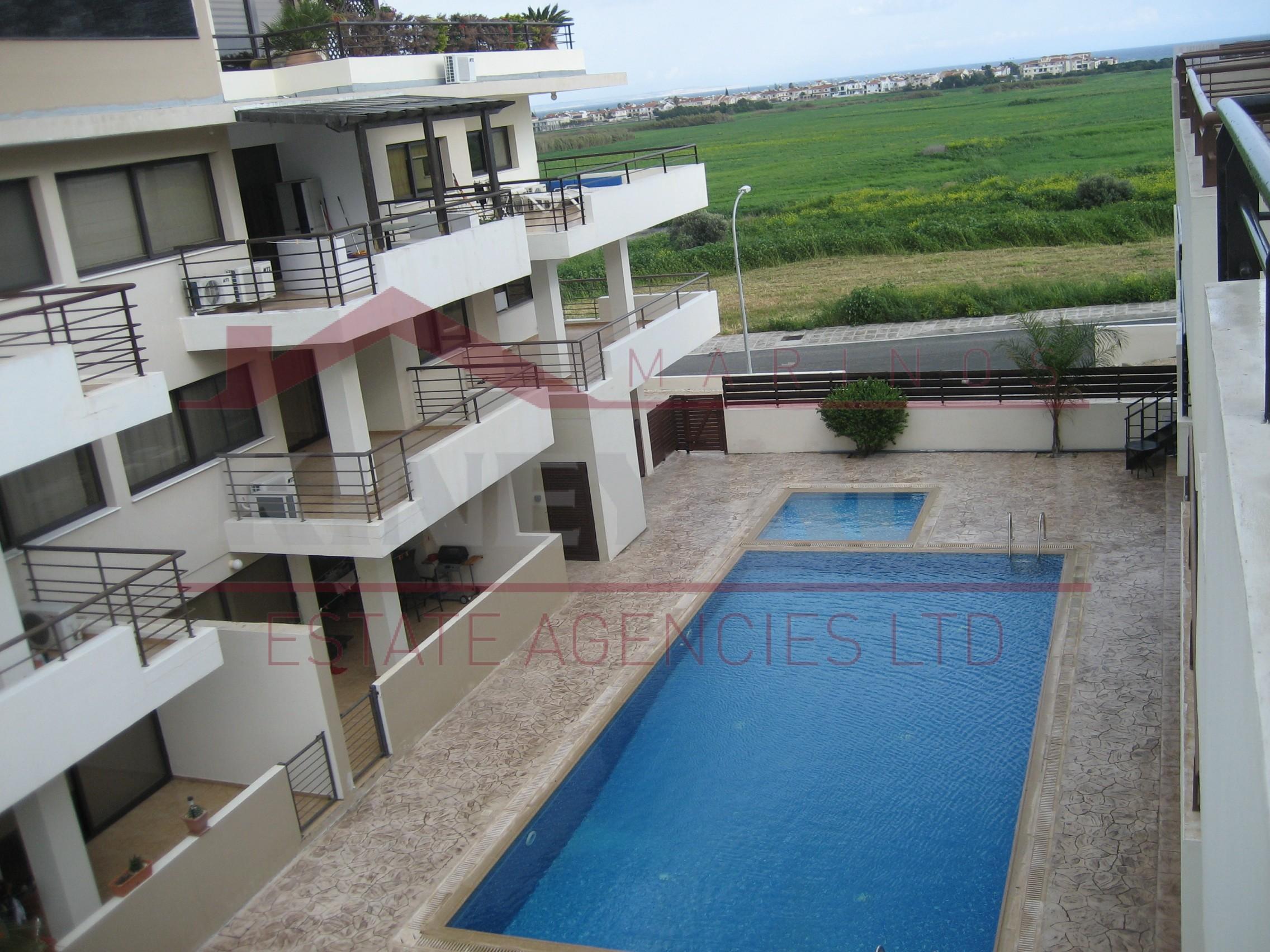 2 bedroom apartment in Livadia, Larnaca