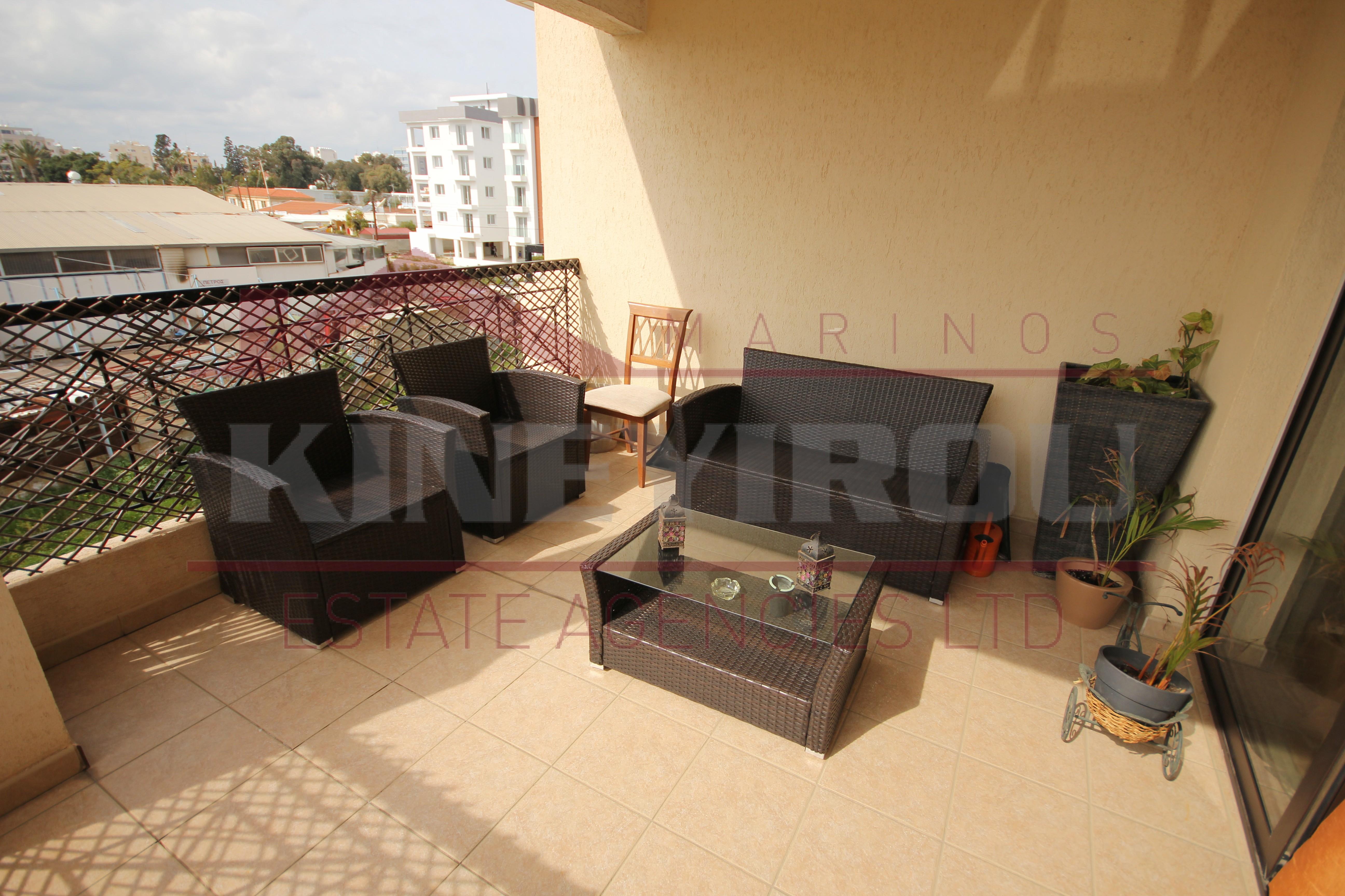2 bedroom apartment  in town center , Larnaca