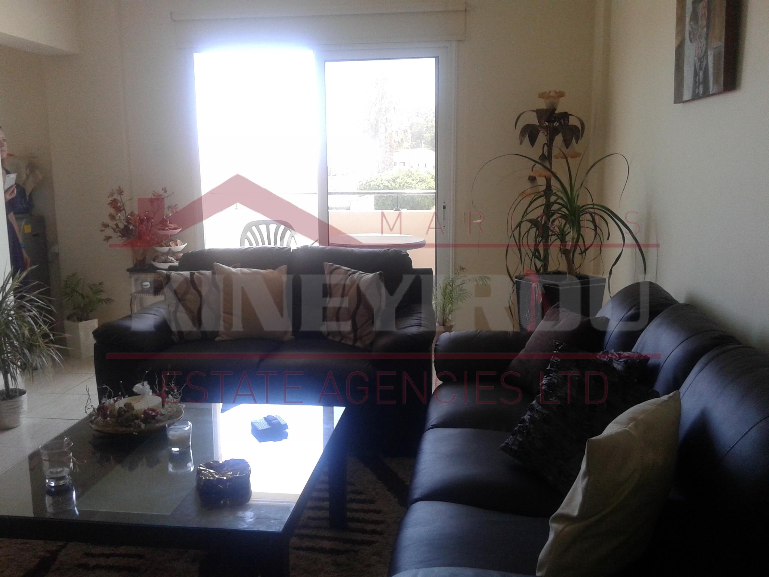 2 bedroom apartment  in Livadia , Larnaca