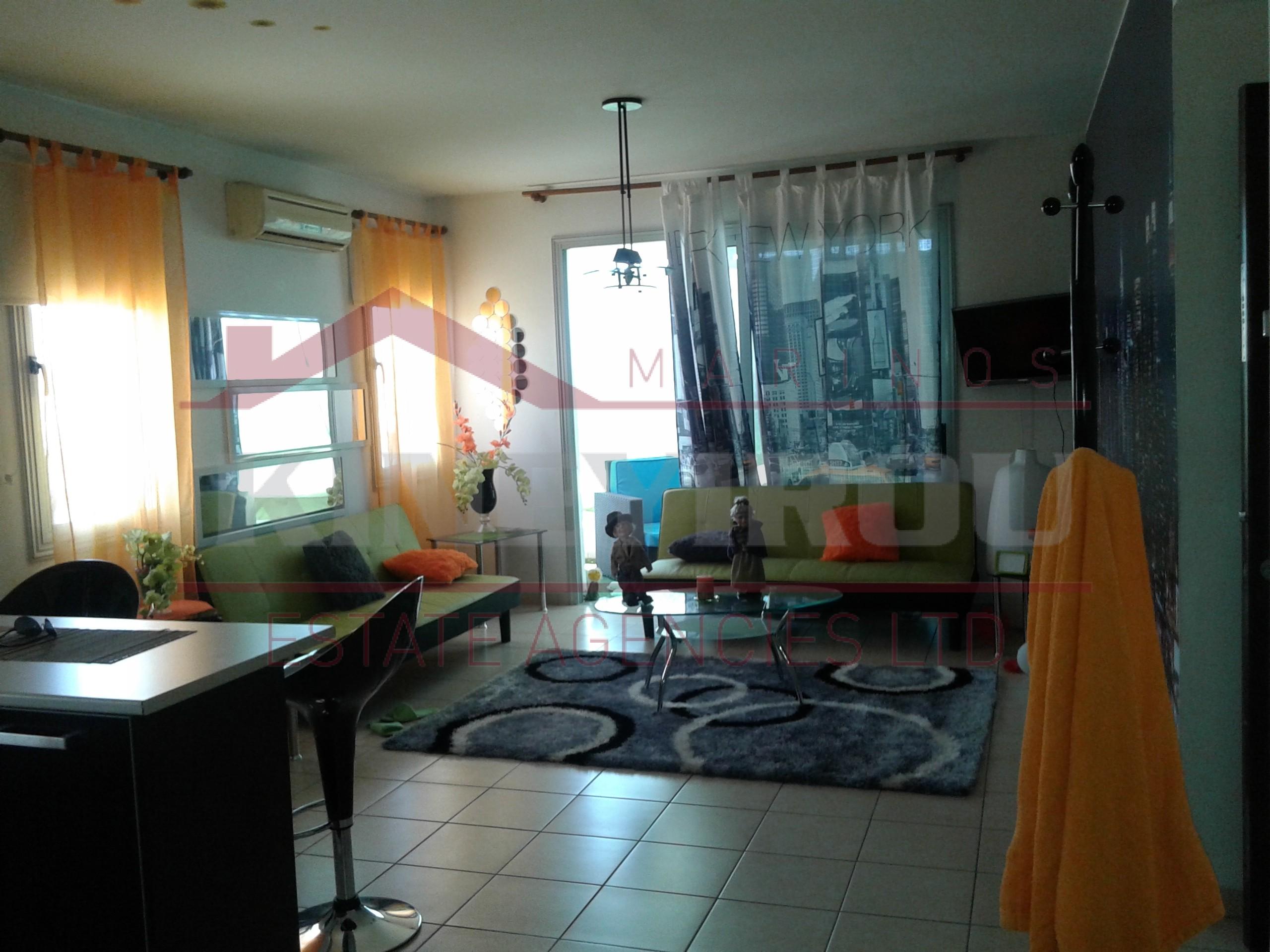 Luxury apartment  in Agious Anargirous , Larnaca