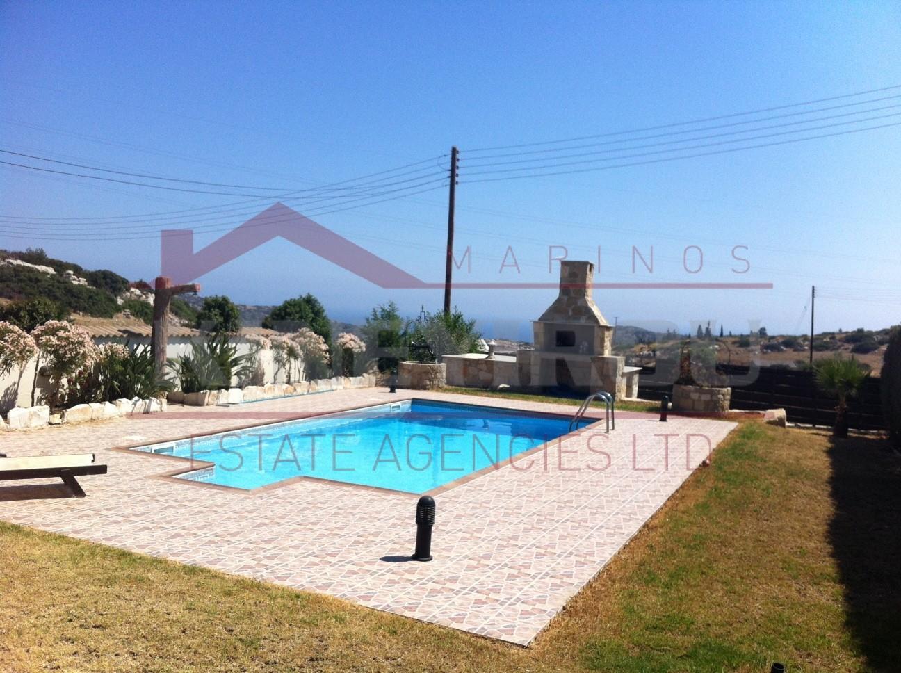 Limassol property in Pareklisia