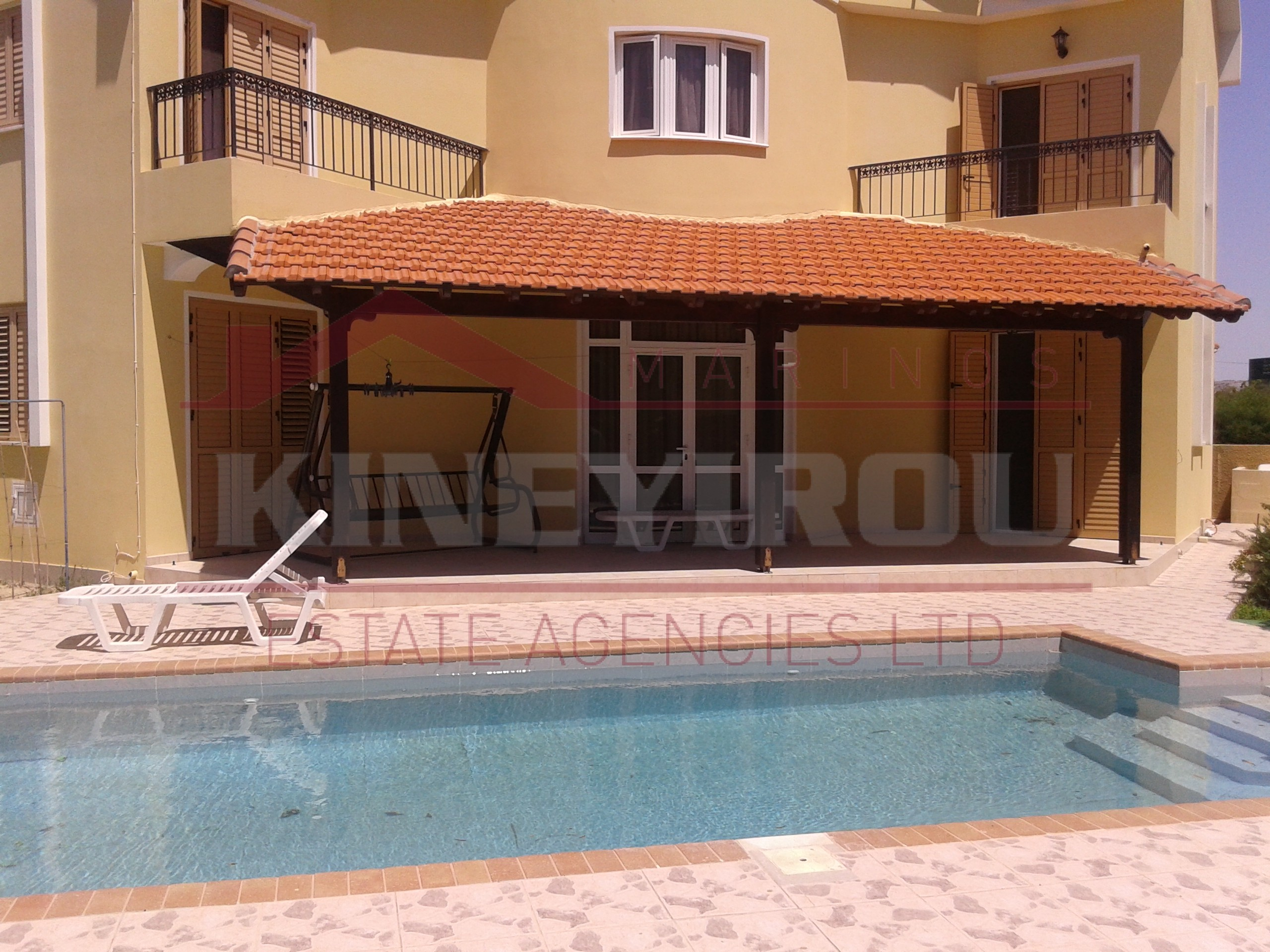 Luxury house  at Dhekelia Road , Larnaca