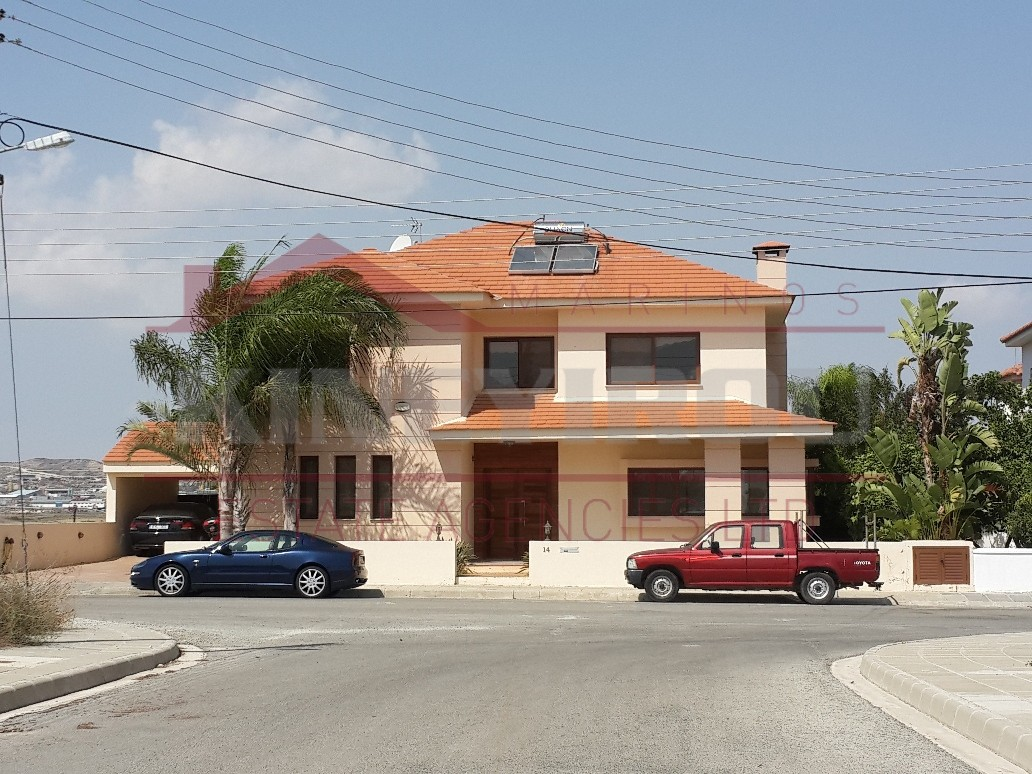 Five bedroom house for sale in aradippou cyprus for 5 bedroom house for sale