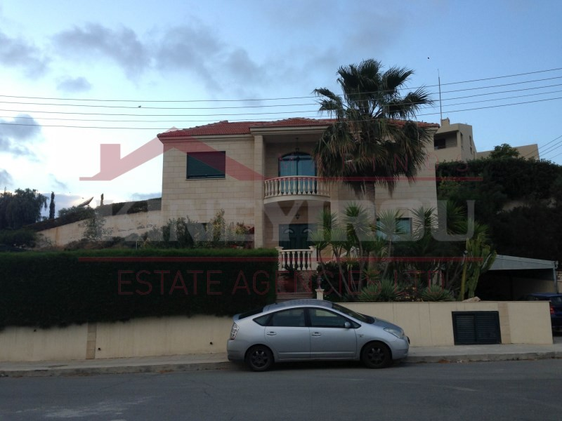 Luxury 4 bedroom house  in Limassol