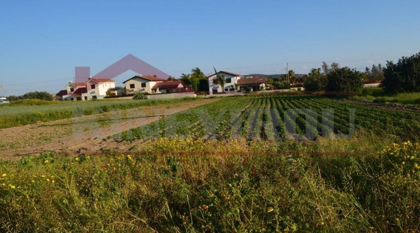 For Sale land in Limassol - Larnaca properties