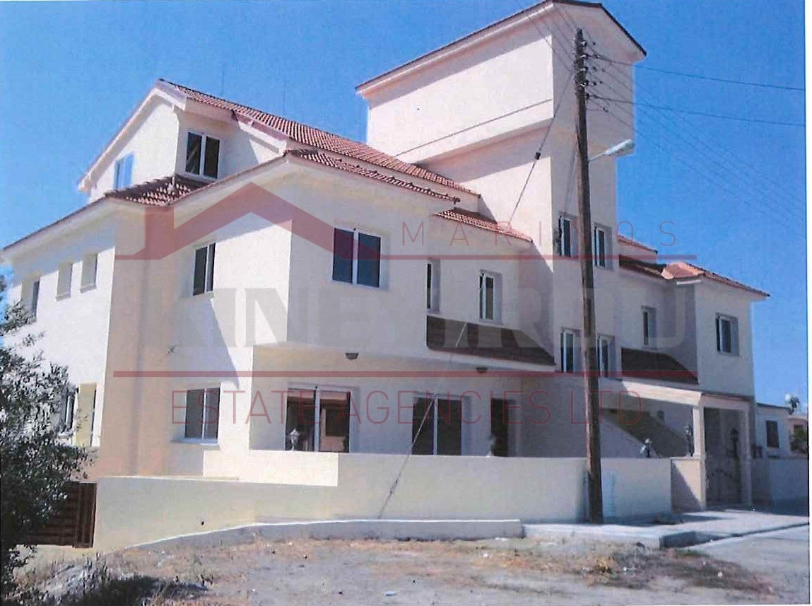 Investment Property in Cyprus – Building in Alethriko, Larnaca